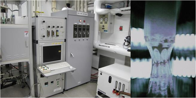 Xenon optical floating zone furnace